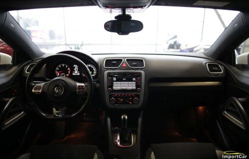 Volkswagen Scirocco, 2012