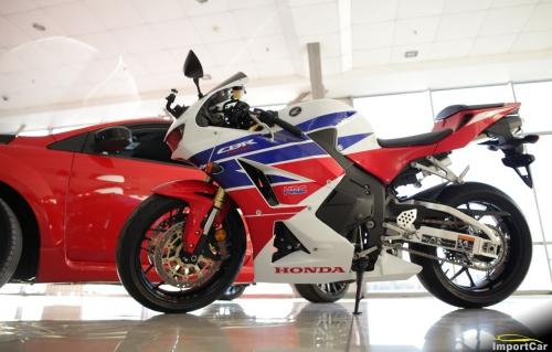 Honda CBR 600 2014 ABS
